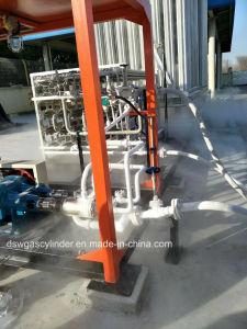 미끄럼 거치된 가스압력 규칙 역 액체 펌프