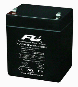 Герметичный свинцово-кислотный аккумулятор батарея - 12V5Ah