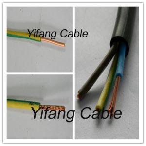 Cabo com isolamento de PVC (BV, CU/PVC)
