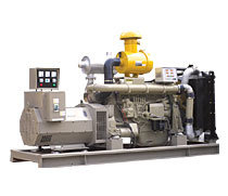 Groupes électrogènes Diesel (100kw à 200KW)