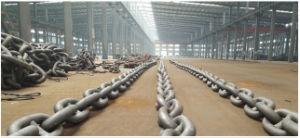 専門の製造業者からのG80合金鋼鉄溶接された持ち上がる鎖