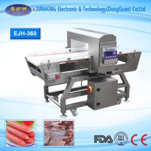 La cinta transportadora de alta calidad el detector de metales para la alimentación