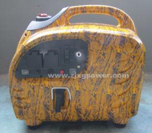 2013 Nouveau Groupe électrogène portable de l'armée de l'onduleur