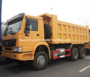 Sinotruk HOWO 18m3 Caminhão Basculante