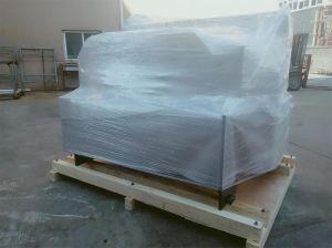 Feuille de papier carton ondulé Gluer Machine automatique de dossier (GK-1100GS)