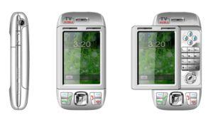 Telefone celular (HXTV TV700)