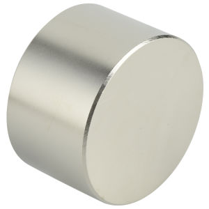 N52 N50 N48 N45 N38 N35 de Sterke magneten van de magnetenNdFeB van het Neodymium van de zeldzame aardemagneet D50X30mm
