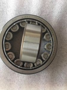 SKF Ikc Nks zylinderförmiges Rollenlager Nu317ecp, Nu317, ECP, C3, Eisen/Stahlrahmen