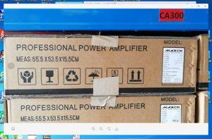 Ane PA-800 dirección pública amplificador de potencia serie