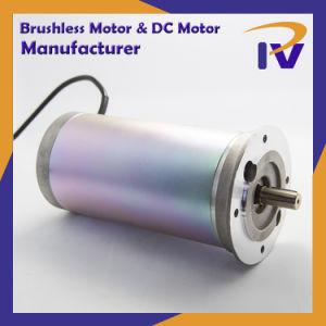Alta eficiencia de la velocidad nominal 1500-7500 motor DC de cepillo para el controlador de bomba