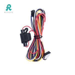 Leitor de RFID Rastreador GPS com câmera/Sensor de Combustível M508