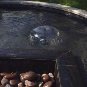 ZonneFontein van de Pomp van het Water van gelijkstroom Brushless Zonne17V 10W