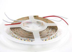Barandilla de vidrio el brillo de la iluminación LED cambiantes de la luz de la cinta