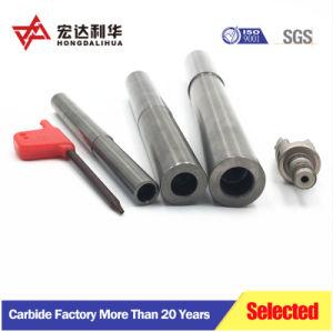 De stevige Indexable Boorstaaf van het Carbide