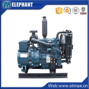 Fabricante de mejor venta de tres fases de Kubota 7.5kVA motor Diesel de 6kw
