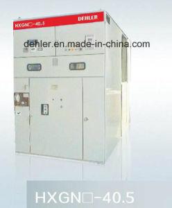 Armored interior central de distribuição Metal-Enclosed CA
