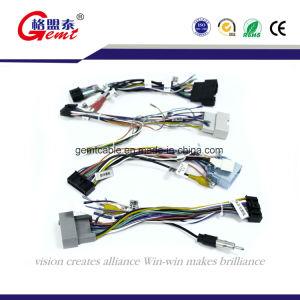 Жгут проводов производитель выпускает специальный кабель в сборе