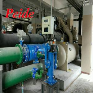 PLC는 콘덴서 열교환기 콘덴서를 위한 금관 악기 관 청소 시스템을 통제한다