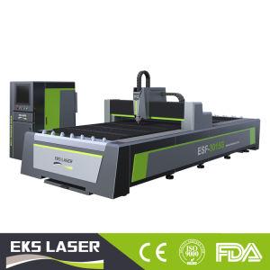 Eks feuille métallique haute puissance de traitement de machine de découpage au laser à filtre CNC