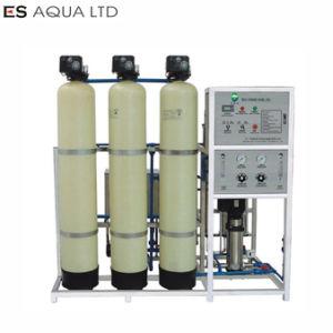macchina della pianta di purificazione del filtro da trattamento dell'acqua potabile di osmosi d'inversione 4000L/H