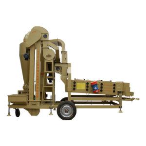3t 5tのSiemensモーターを搭載する自動ムギのシードのクリーニング機械