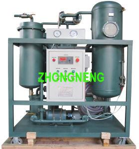 Système de purificateur d'huile Ty utilisé l'huile de l'usine de déshydratation de la turbine