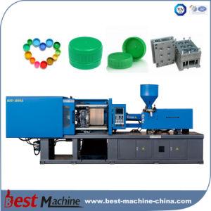 Frasco de plástico Caps Injection Molding Manufacturing fazendo a máquina