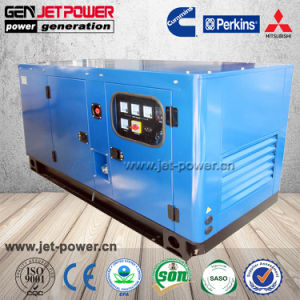 Leiser Dieselgenerator des einphasig-10kVA 10kw