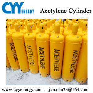 El Nitrógeno de acetileno de alta presión de Oxígeno El dióxido de carbono de argón cilindro de aluminio