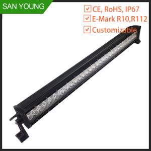 LEDを運転するための180W 30インチEMC LEDのライトバーE-MARK ECE