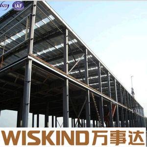 BV Preengineered Certificado ISO y estructura de acero prefabricados de acero detallando
