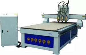 De madeira/plástico/acrílico/Rocha/Metal Router CNC 1325 com mesa de absorção de Vácuo