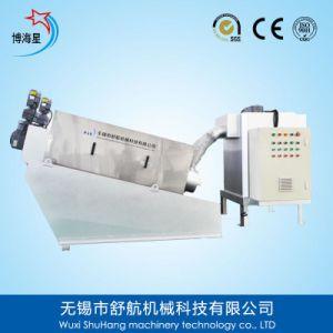 Limpiador de pintura de la máquina de deshidratación de lodos