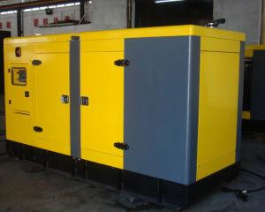 140kVA 112kwの予備発電の無声タイプCumminsのディーゼル発電機