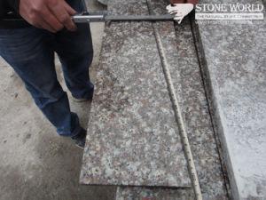 FlooringまたはWall (MT095)のための磨かれたMisty Red Granite Tiles