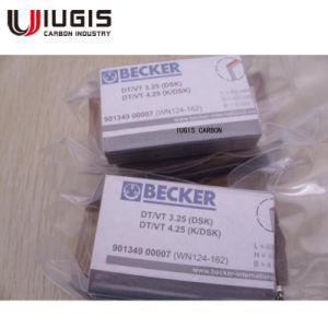 Ek60 palhetas de carbono para Becker/ Rietschel/Orion/Gast Bomba de Vácuo China Fornecedor