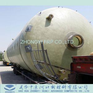 De Tank van de Buffer GRP (0.5-5000 M3)
