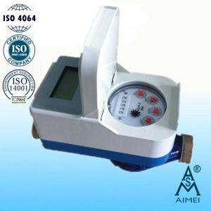 Multi Jet сухого типа IC Prepaid счетчик воды
