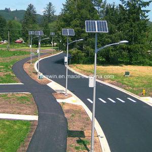 5m 6m helles Pole 20W 30W LED Solarstraßenlaterne