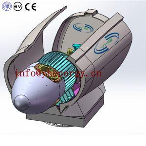 Aerogenerador de 5kw a 48V/96V de corriente alterna de baja velocidad del viento generador