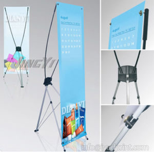 Printingの安く60X160cm Poster Display X Banner Stand