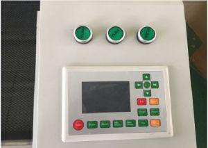 Strumentazione del laser con l'alimentazione automatica per il cuoio del tessuto