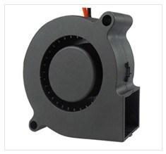 El ruido de baja de 50*50*15mm ventilador DC para el equipo médico/3D Impresora con función impermeable/FG