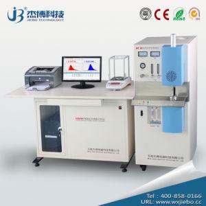 Infrarode Analysator Carbon&Sulfur de Met hoge frekwentie van Jiebo voor Ijzer/Steel/Alloy/Ore/Coke
