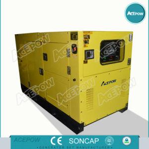 Gute Qualität leises DieselGensets 37 KVA mit Druckluftanlasser