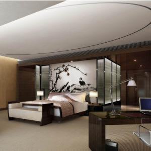 Meubles luxueux de chambre à coucher de meubles d'hôtel (EMT-A1103)