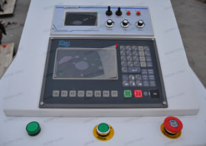 Máquina cortadora de plasma CNC 1325 para el carbono inoxidable Metales Acero