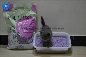 Camada de animales de compañía: aroma a lavanda Tofu cat litter
