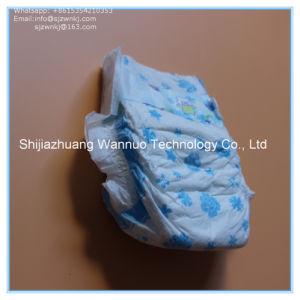 フィルムの赤ん坊のおむつ布のように印刷された静かに通気性
