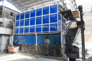 Caldaia a vapore completamente automatica della biomassa dei 20 t/h per le applicazioni industriali